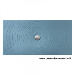 Flaminia Water Drop piatto doccia 80x120 H5,5 cm NUVOLA