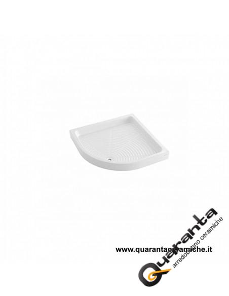 Pozzi Ginori piatto doccia 80x80 angolo neva