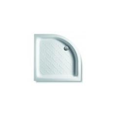 Piatto doccia 80x80 angolo basic vitruvit