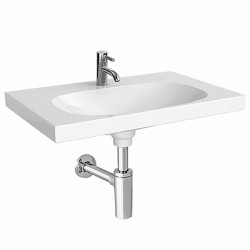 Geberit Acanto Wall Hung Basin 750 mm