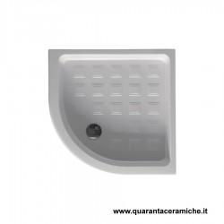 Kerasan Retrò piatto doccia 90x90 semicircolare