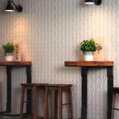 COVER MARAZZI ABSOLUTE WHITE CUBE LUX 25X76