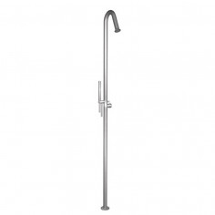 Bongio TIME2020 BASIC colonna doccia a pavimento in acciaio inox 316