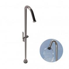 Bongio TIME2020 stainless steel freestanding shower column