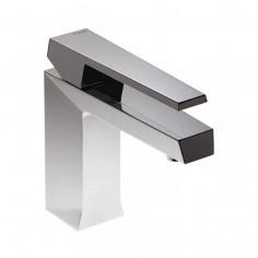 Bongio STELTH Miscelatore lavabo con piletta click-clack
