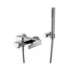 Bongio STELTH bath tap with shower set