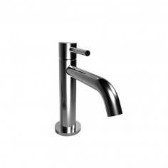 Bongio ON basing tap with click-clack plug