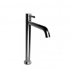 Bongio ON high basing tap with click-clack plug