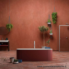 Blubleu Freestanding two-coloured Bath Blondcrazy 176x75x55