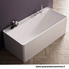 Blubleu Freestanding white Bath Orient Express 170x80x60