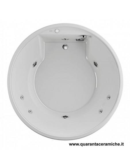Jacuzzi Vasca idromassaggio Project Round 150x63h