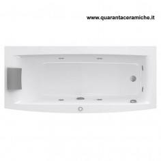 Jacuzzi Vasca idromassaggio Essential Versa 170x70x60H