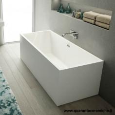 Jacuzzi Vasca freestanding Essential Pure 170x75x60 H
