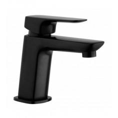 Paini Nove matt black basin tap