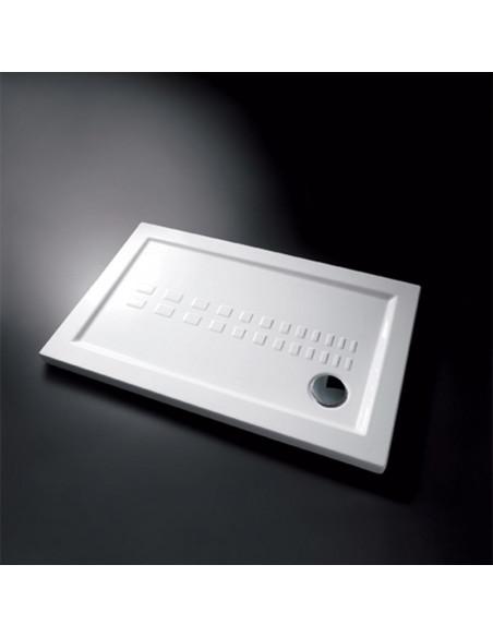 Piatto doccia 80x80 in ceramica H5,5 cm