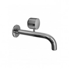 Fantini AF/21 wall mounted Basin tap with traditional cartridge