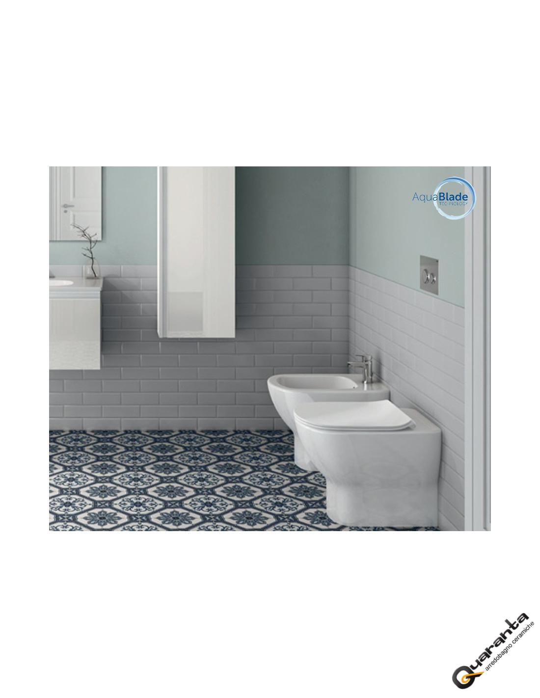 Ideal Standard Tesi Back To Wall Toilet Bidet Seat T353601 T354001