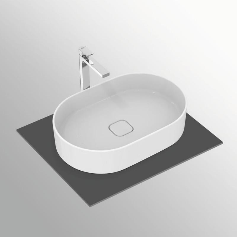 Ideal Standard Lavabi Sospesi.Ideal Standard Lavabo Ovale Strada Ii 60x40 Cm Quaranta Ceramiche
