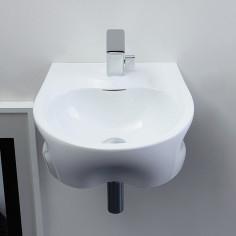 Flaminia Bonola lavabo da appoggio cm 50