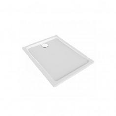 Pozzi Ginori 60 mm piatto doccia 70x100 H6 cm bianco
