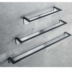 Colombo Serie Over Porta Salvietta da 30 cm in Acciaio inox