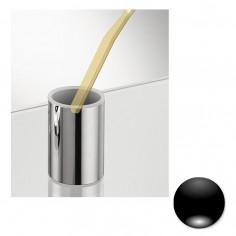 Colombo Serie Plus Porta bicchiere d'appoggio cromo o nero