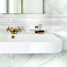 Marazzi Marbleplay Wall White 30x90