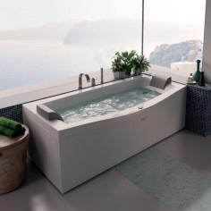 Jacuzzi Whirlpool Tub Essential Invita 180x78/88x60H