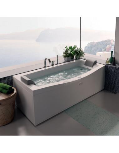 Jacuzzi Vasca idromassaggio Essential Invita 180x78/88x60H