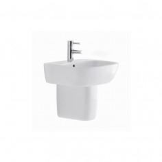 Semicolonna in ceramica per lavabi Fantasia 2 Pozzi Ginori