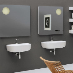 Flaminia Monò Counter Top or Wall hung Basin 640 mm