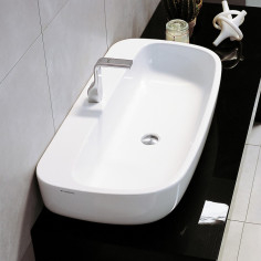 Flaminia Monò Counter Top or Wall hung Basin 740 mm