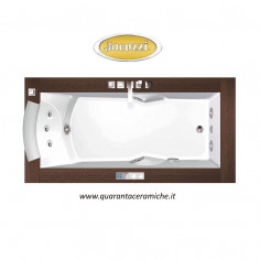 Jacuzzi Aura Uno Wood vasca idromassaggio