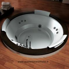 Jacuzzi Nova Wood vasca idromassaggio