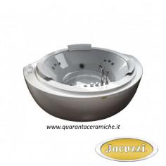 Jacuzzi Nova Corner vasca idromassaggio con Aquasystem