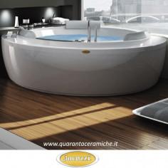 Jacuzzi Nova Corner Stone vasca idromassaggio