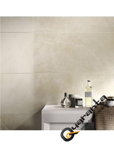 Marazzi Evolutionmarble golden cream rivestimento bagno lucido ed elegante