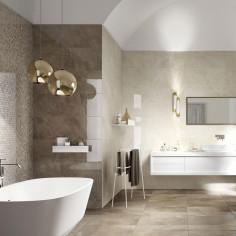 Marazzi-evolutionmarble-bronzo-amani rivestimento bagno elegante