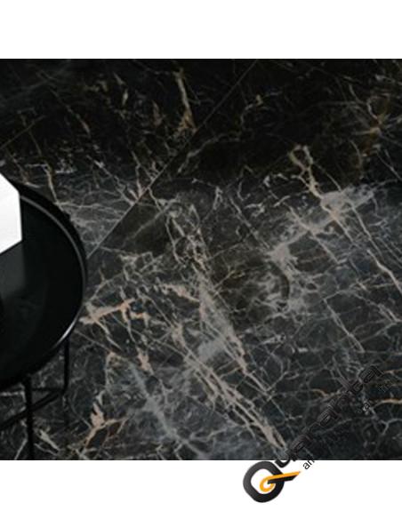 marazzi evolutionmarble nero marquinia 30x60 effetto marmo scuro ed elegante