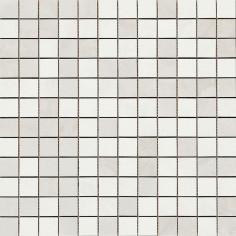 Marazzi-evolutionmarble-white-rhino mosaico per rivestimento bagno