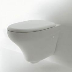 Ceramica Cielo Pop vaso sospeso completo di coprivaso rallentato