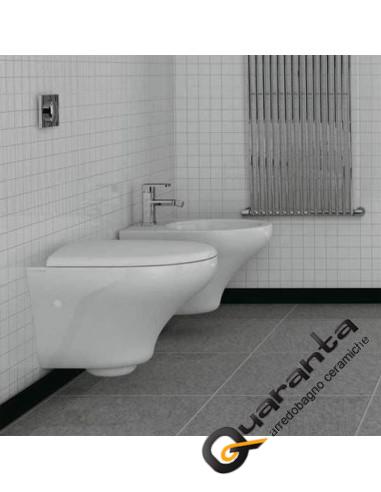 Cielo Pop sanitari sospesi moderni