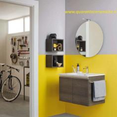 Arbi Home mobile bagno legno dalì L70xP45 cm