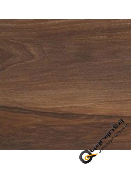 treverkchic noce italiano 30x120 gres porcellanato effetto legno colorato in massa