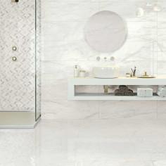 Marazzi Marbleplay White Lucido 58x116