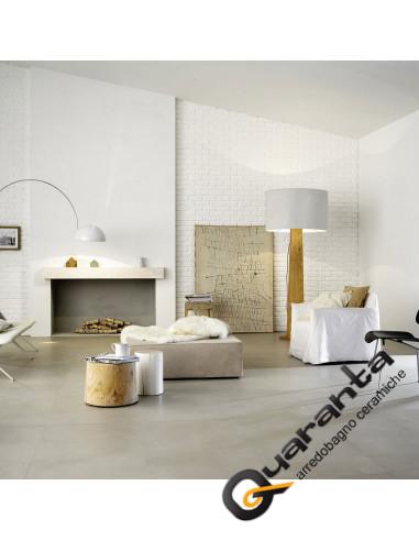 marazzi-block-beige pavimento effetto cemento