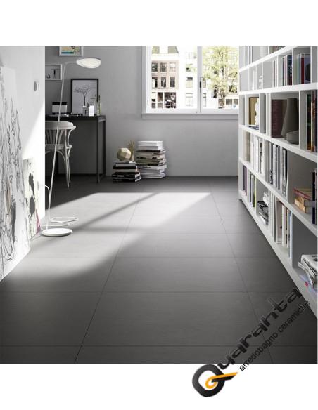 Marazzi-block-black 75x75 effetto cemento