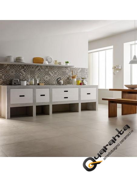 marazzi block-greige 90x90 effetto cemento