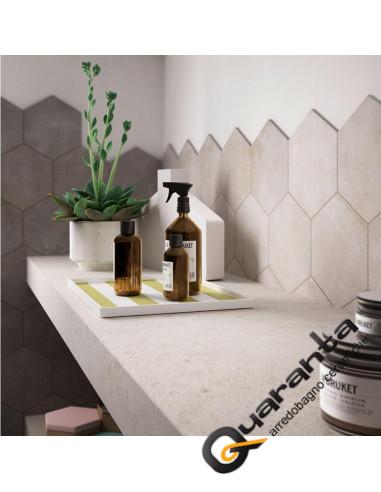 marazzi-clays-cotton-cementine esagonali