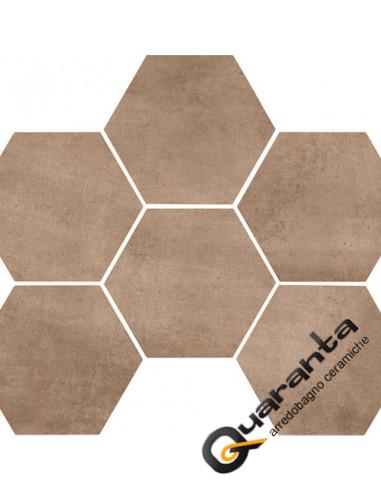 marazzi-clays-earth-cementine esagonali